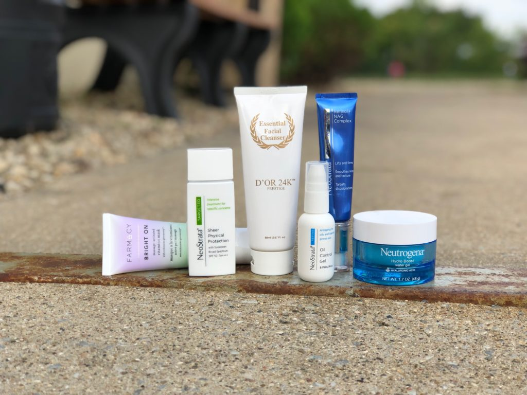 Skincare Review - Neutrogena, Farmacy, Neostrata