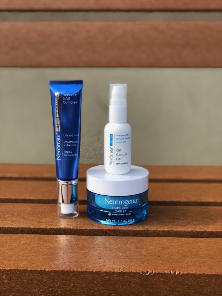 Neostrata and Neutrogena Hydro Boost Skincare Review