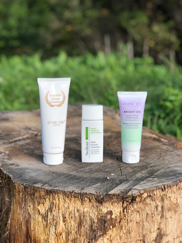 Neostrata and Farmacy Skincare Review