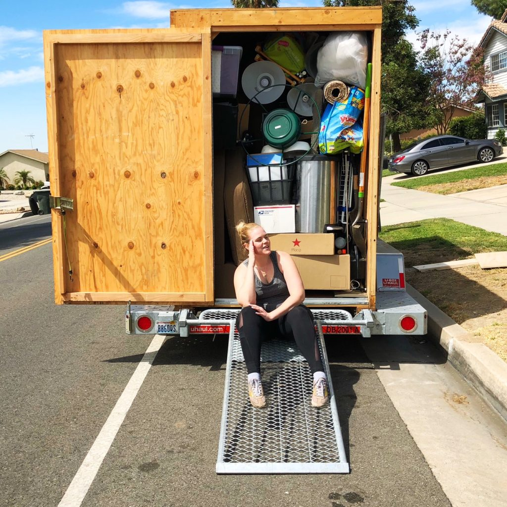 Moving from Redlands, CA to Chicago, IL