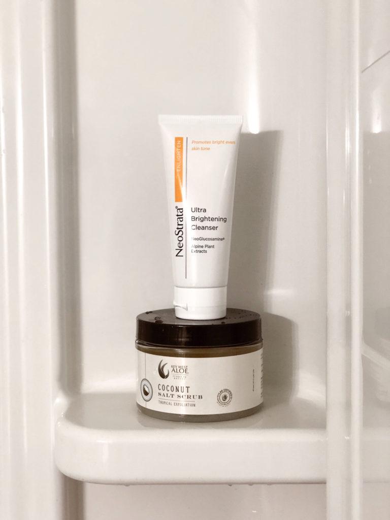 key west aloe mango moisturizing body lotion